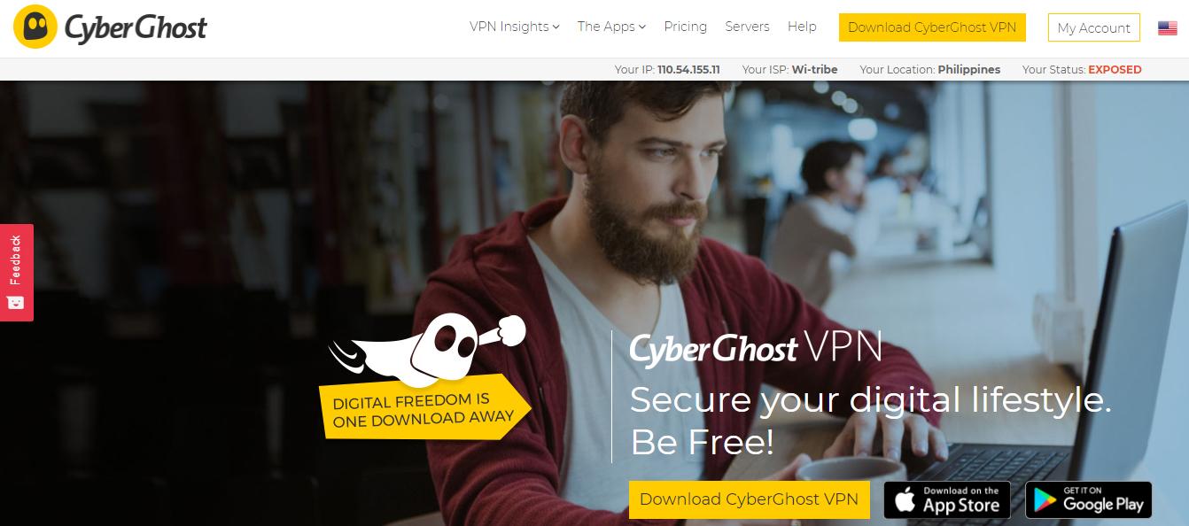 cyber vpn